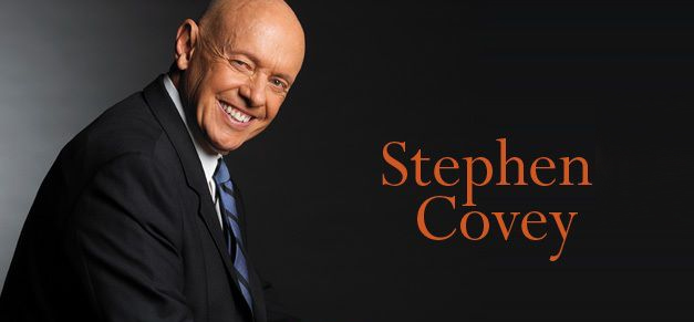 IN MEMORIAM STEPHEN R. COVEY: LEARNING, LOVE AND LIFE