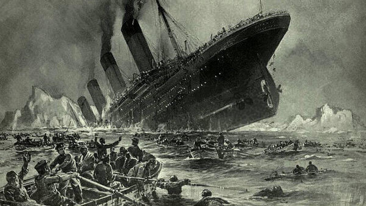 PESAN KEENAM UNTUK TITANIC